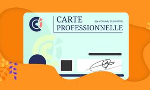 Carte agent immobilier - Liste diplomes et aptitudes pour obtenir la carte professionnelle